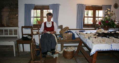 freilichtmuseum finsterau landhotel b rnriegel in finsterau bayern kultur tradition. Black Bedroom Furniture Sets. Home Design Ideas